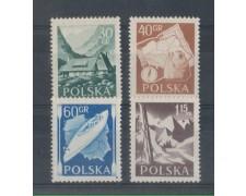 1956 - LOTTO/4855 - POLONIA - SERIE TURISTICA