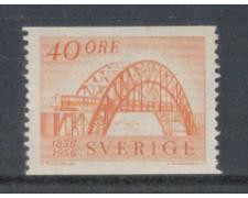 1956 - LOTTO/4848 - SVEZIA - PONTE DI STOCCOLMA - NUOVO