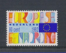 1992 - LOTTO/9065 - OLANDA - MERCATO UNICO
