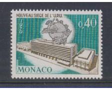 1970 - LOTTO/8411 - MONACO - NUOVA SEDE U.P.U.