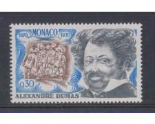 1970 - LOTTO/8412 - MONACO - A.DUMAS