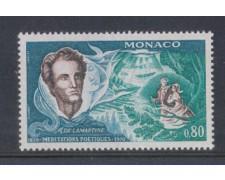 1970 - LOTTO/8413 - MONACO - DE LAMARTINE