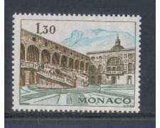1970 - LOTTO/8415 - MONACO - PALAZZO DEL PRINCIPE
