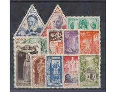 1951 - LOTTO/8421 - MONACO - ANNO SANTO
