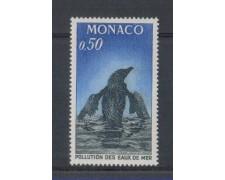 1971 - LOTTO/8424 - MONACO - INQUINAMENTO MARE