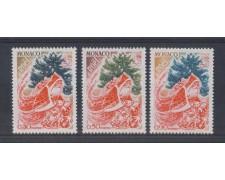1972 - LOTTO/8429 - MONACO - NATALE