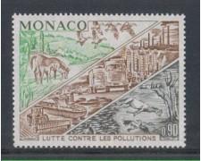 1972 - LOTTO/8432 - MONACO - LOTTA INQUINAMENTI