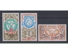 1972 - LOTTO/8437 - MONACO - CONGRESSO ZOOLOGIA