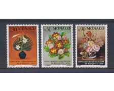 1972 - LOTTO/8438 - MONACO - CONCORSO FLOREALE