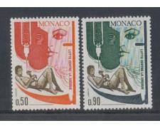 1972 - LOTTO/8440 - MONACO - LOTTA ALLA DROGA