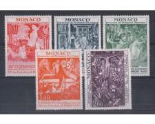 1972 - LOTTO/8441 - MONACO - PROTEZIONE MONUMENTI