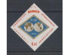 1964 - LOTTO/8447 - MONACO - ANNIVERSARIO F.I.F.A.