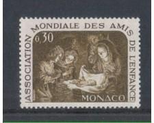 1966 - LOTTO/8449 - MONACO - AMICI DELL'INFANZIA