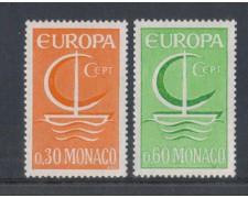 1966 - LOTTO/8450 - MONACO - EUROPA