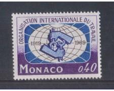 1969 - LOTTO/8462 - MONACO - CINQUANTENARIO O.I.L.