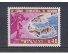 1969 - LOTTO/8463 - MONACO - FESTIVAL DELLA TELEVISIONE
