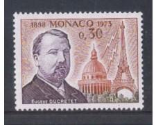 1973 - LOTTO/8466 - MONACO - EUGENE DUCRETET