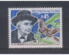 1973 - LOTTO/8468 - MONACO - J.H.FABRE