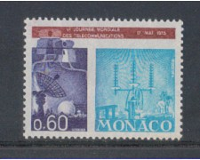 1973 - LOTTO/8471 - MONACO - TELECOMUNICAZIONI