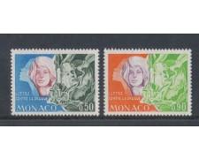 1973 - LOTTO/8476 - MONACO - LOTTA ALLA DROGA