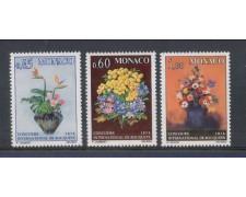 1973 - LOTTO/8477 - MONACO - COMPOSIZIONI FLOREALI