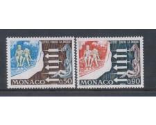1973 - LOTTO/8478 - MONACO - LOTTA ALLA DROGA