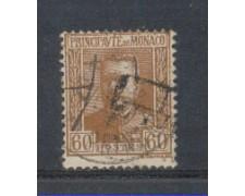 1924 - LOTTO/8518U - MONACO - 60c. BRUNO - USATO