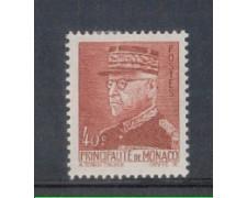1941 - LOTTO/8574AL - MONACO - 40c. BRUNO