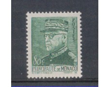1941 - LOTTO/8574BL - MONACO - 80c. VERDE