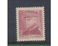 1941 - LOTTO/8574CL - MONACO - 1 Fr. LILLA