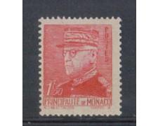 1941 - LOTTO/8574EL - MONACO - 1,50 Fr. ROSA