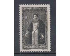1942 - LOTTO/8575C - MONACO - 10+5c. BENEFICENZA