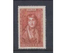 1942 - LOTTO/8575L - MONACO - 1,50+1 Fr. BENEFICENZA