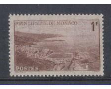 1942 - LOTTO/8576HL - MONACO - 1 Fr. BRUNO LILLA