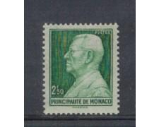 1946 - LOTTO/8581AL - MONACO -  2,50 Fr. VERDE
