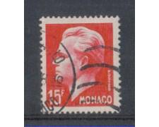 1950 - LOTTO/8605EU - MONACO - 15 Fr. CARMINIO RANIERI III° - US