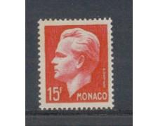 1950 - LOTTO/8605E - MONACO - 15 Fr. CARMINIO  RANIERI III°