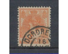 1898 - LOTTO/4005AU - OLANDA - 3c. ARANCIO - USATO