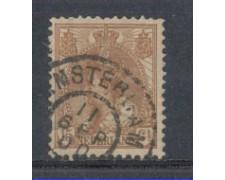 1898 - LOTTO/4005GU - OLANDA - 15c. BISTRO - USATO