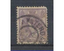 1898 - LOTTO/4005HU - OLANDA - 17,5c. VIOLETTO - USATO
