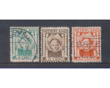 1924 - LOTTO/8647U - OLANDA - PRO INFANZIA - USATI