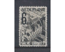 1932 - LOTTO/8664BU - OLANDA - 6+4c. MUNICIPIO DI ZIERIKZEE - US