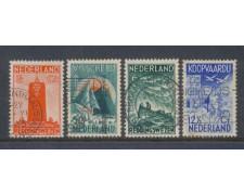 1933 - LOTTO/8668U - OLANDA - PRO OPERE DEL MARE - USATI