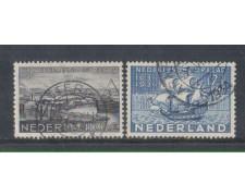 1934 - LOTTO/8673U - OLANDA - OCCUPAZIONE DI CURACAO - USATI