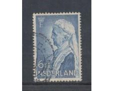 1934 - LOTTO/8674U - OLANDA - REGINA EMMA - USATO
