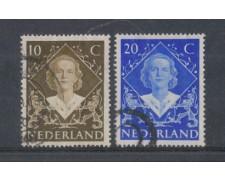 1948 - LOTTO/8720U - OLANDA - REGINA GIULIANA - USATI
