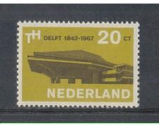 1967 - LOTTO/8818 - OLANDA - UNIVERSITA' DI DELFT