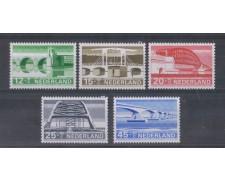 1968 - LOTTO/8826 - OLANDA - BENEFICENZA VEDUTE DI PONTI