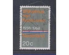1968 - LOTTO/8828U - OLANDA - INNO NAZIONALE - USATO