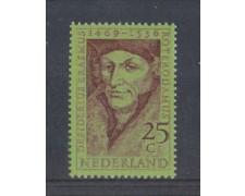 1969 - LOTTO/8838 - OLANDA - ERASMO DA ROTTERDAM